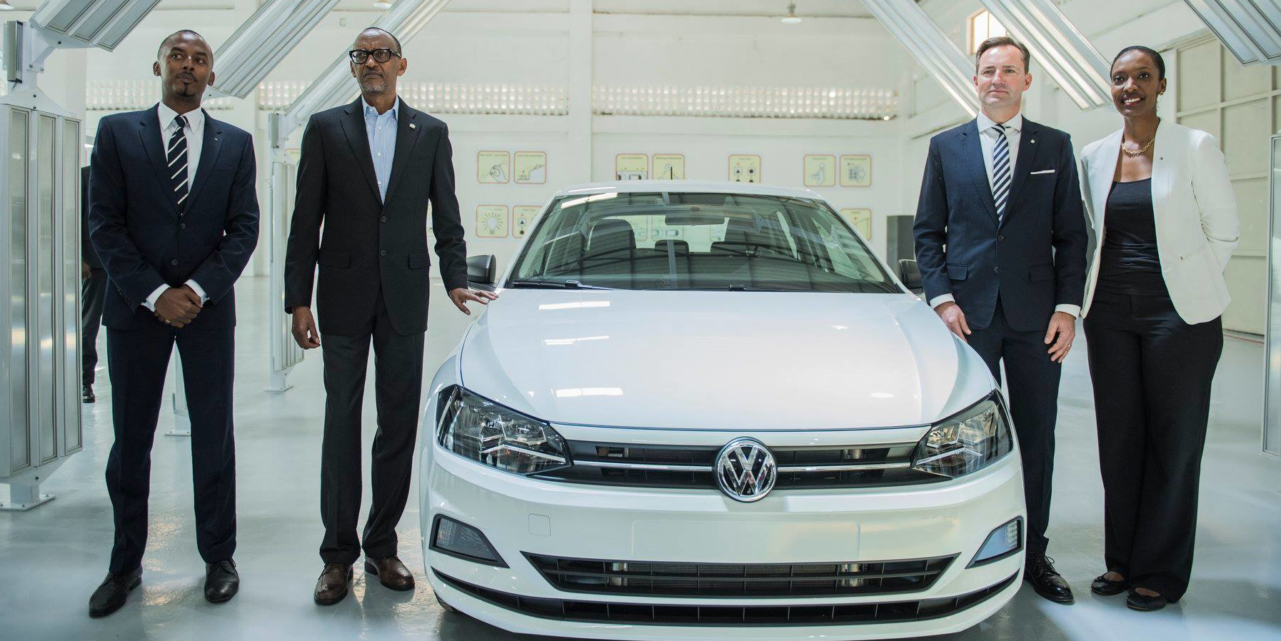 """The first """"Made in Rwanda"""" Volkswagen is out of the ..."""