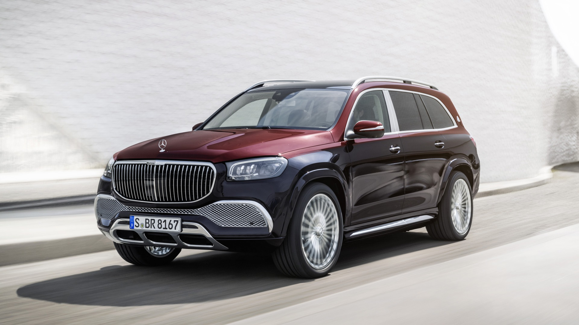 2021 mercedes-maybach gls  out-chromes and out-glams the competition
